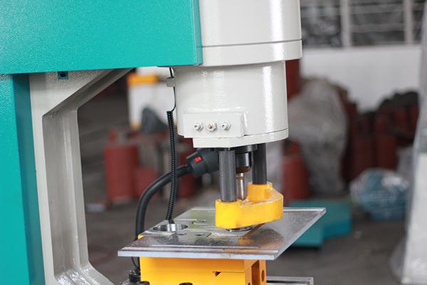 Q35Y-16液压冲剪机